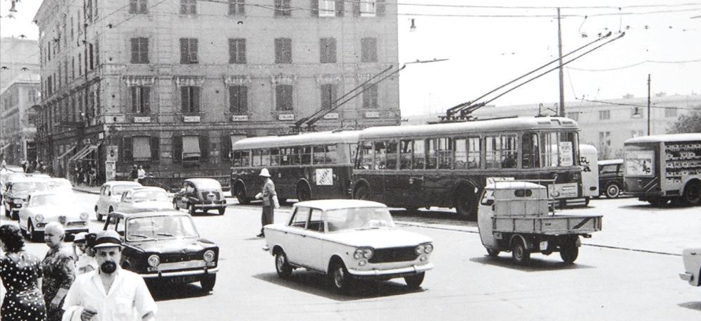 tram anni 60