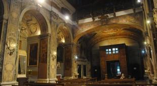 Espresso napoletano - Uomini che sorreggono santi