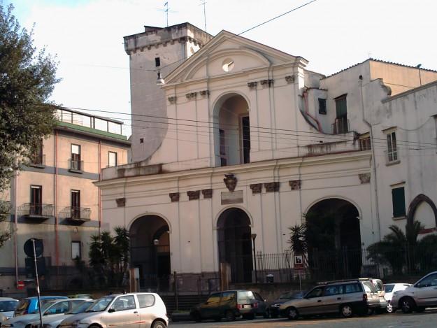 Facciata Sant'Antonio Abate