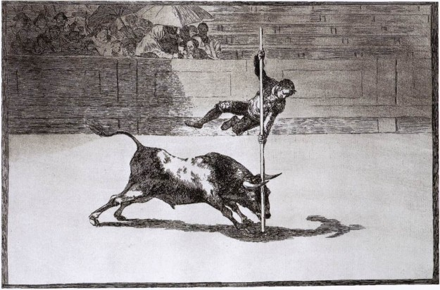 Goya_Tauromachia4