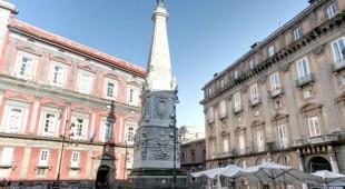 Espresso napoletano - Videotour guidato nel centro Storico di Napoli con Occhiali Lcd