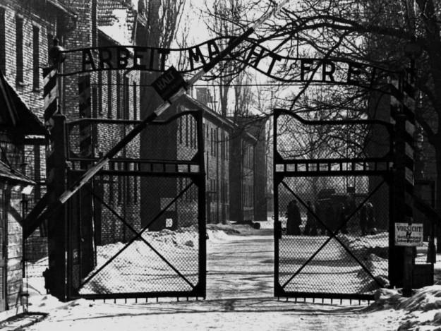 cancelli Auschwitz