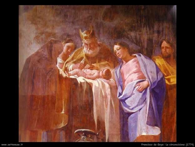 circoncisione Goya