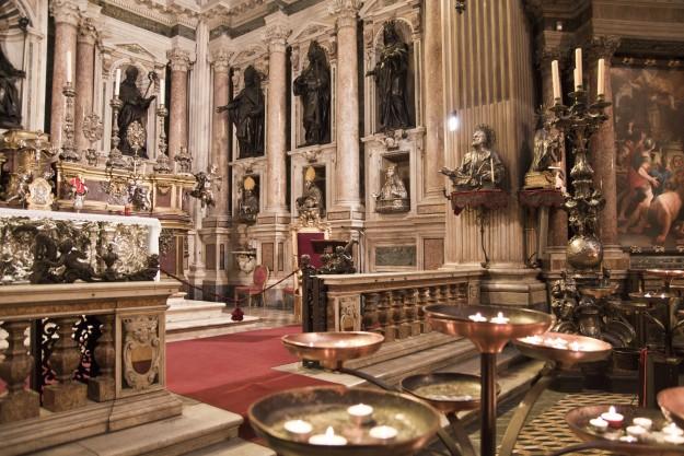 cappella del tesoro