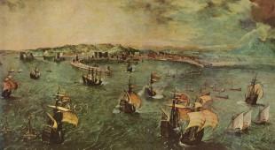 """Espresso napoletano - """"La ragnatela"""" della Napoli del Cinquecento: il romanzo storico di Gherardo Mengoni"""