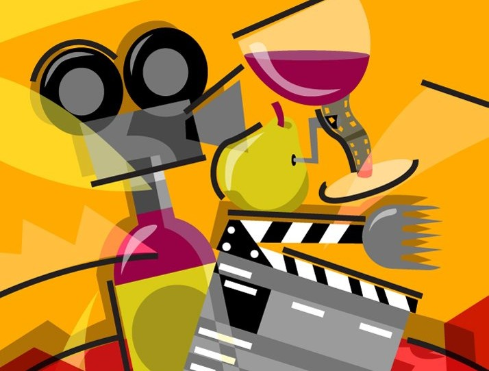 gastronomia e cinema