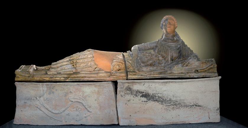 sarcofago de feis