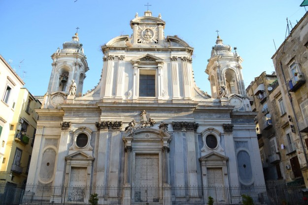 chiesa Girolamini