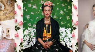 """Espresso napoletano - """"Il coraggio di essere Frida"""": il fashion project di Susi Sposito"""