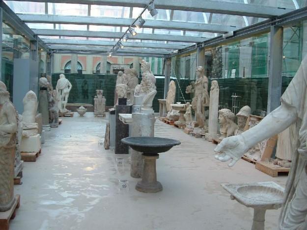 depositi museo nazionale