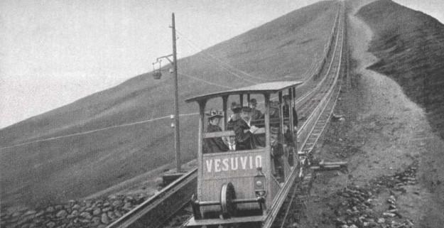funicolare Vesuvio