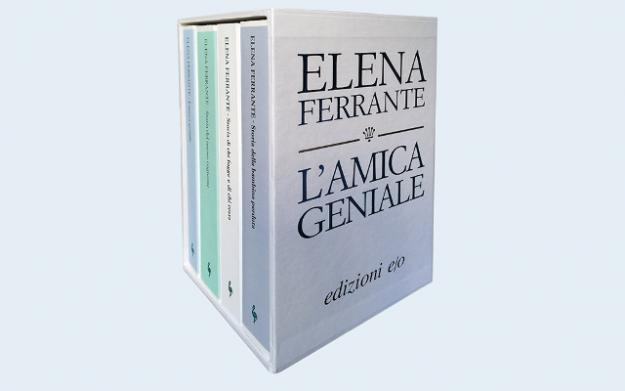 libri Ferrante