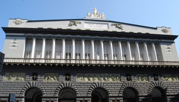 Napoli - Real Teatro San Carlo