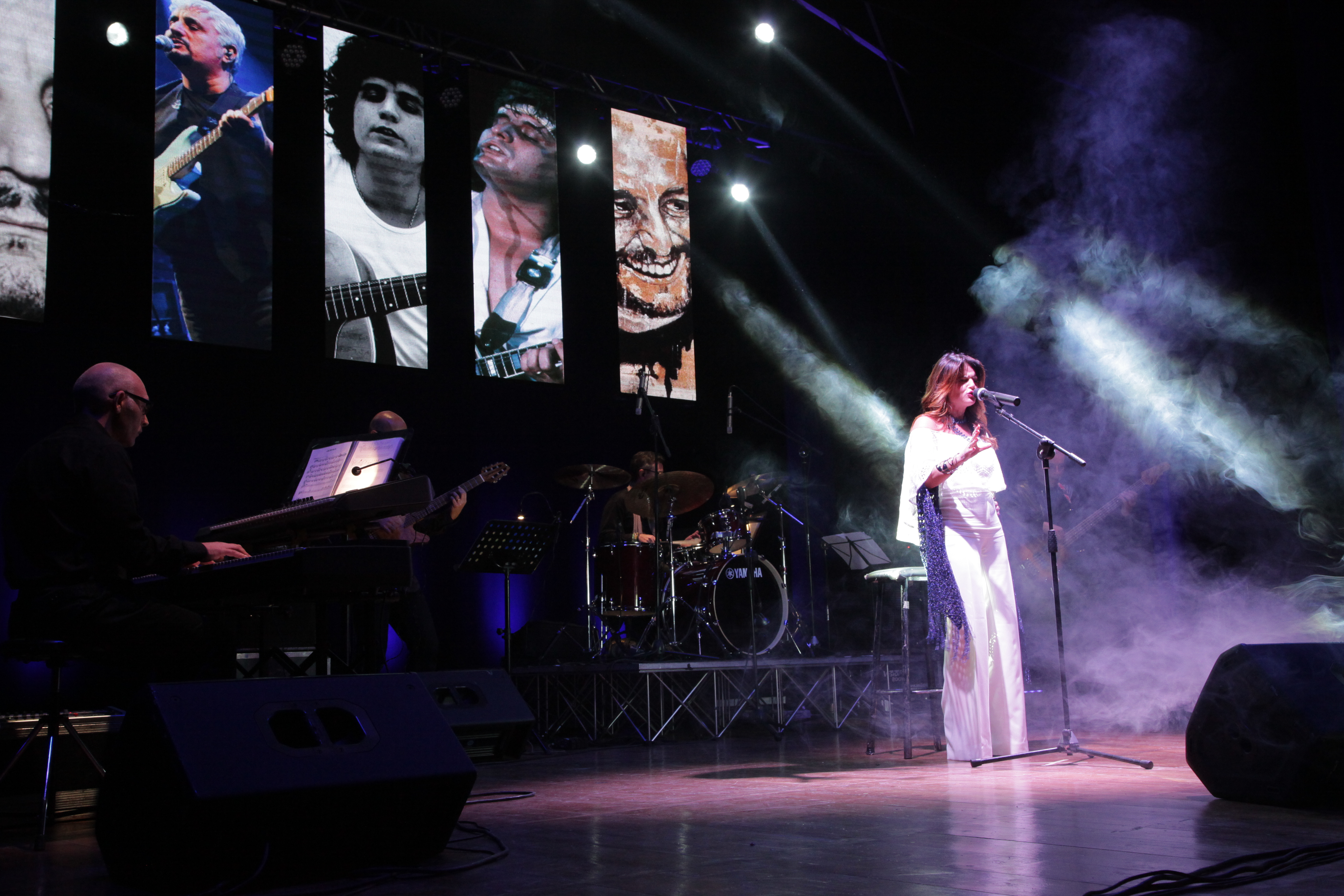 foto dello show