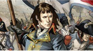 """Espresso napoletano - Con """"Napoléon"""" i disegni dei fumetti arrivano al Palazzo Reale di Napoli"""