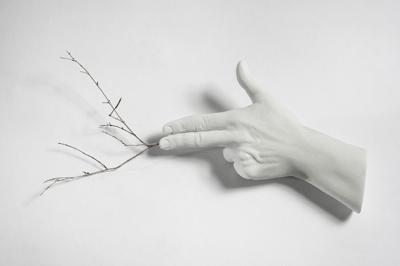 opera d'arte di Marisa Albanese