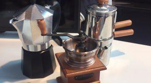 Espresso napoletano - La Campania ed il Gran Caffè Gambrinus al Sigep di Rimini