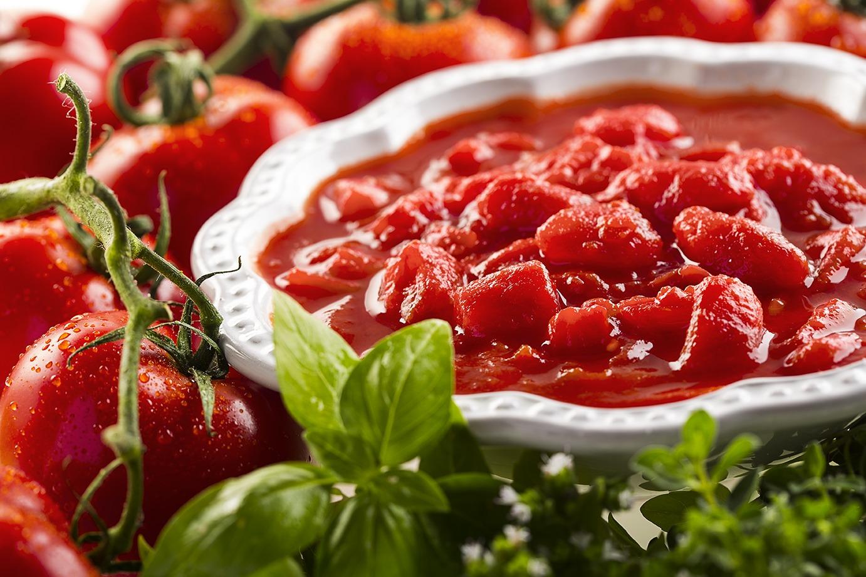 sugo e pomodori