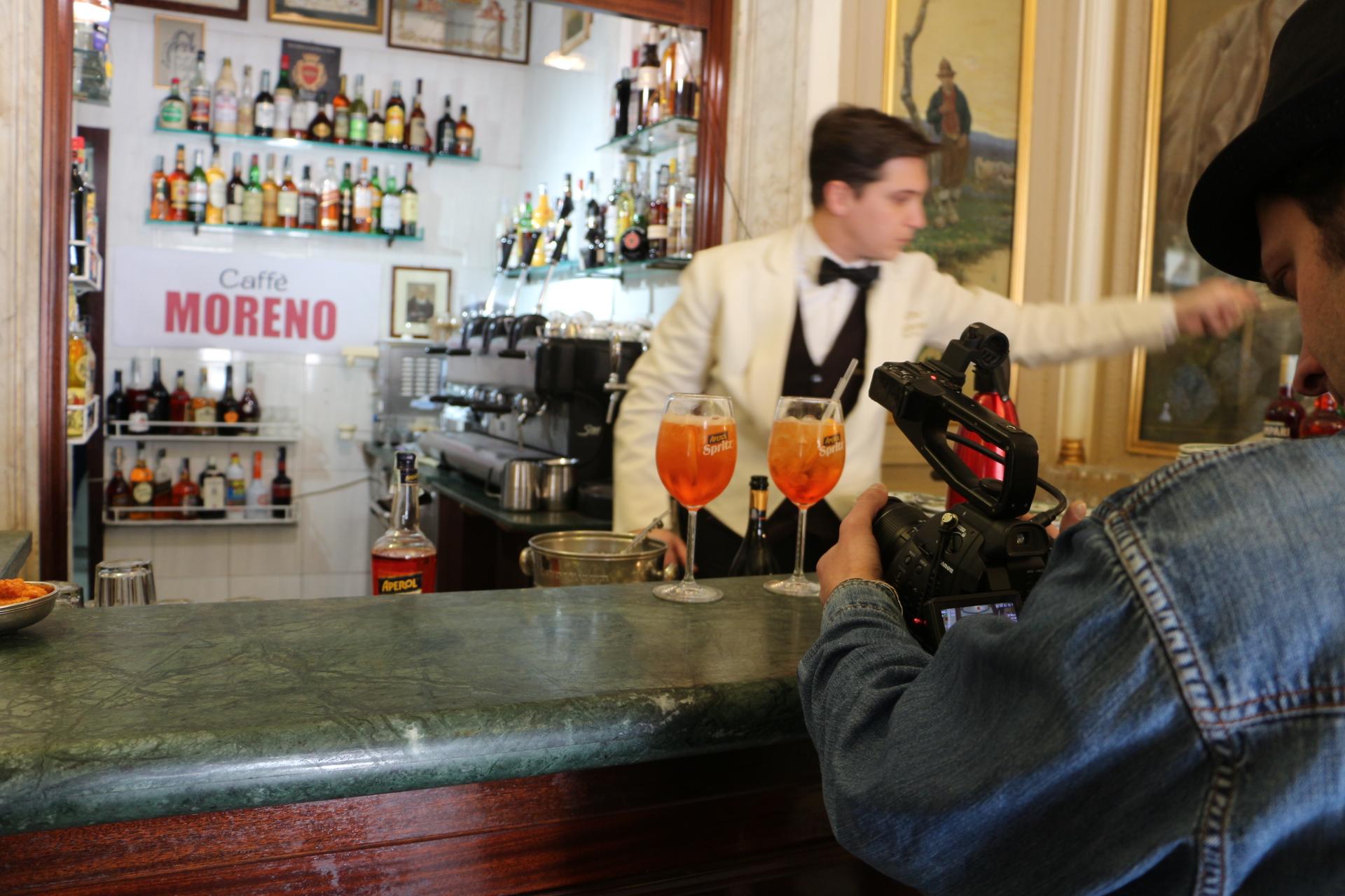 barista all'opera