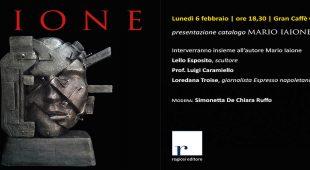 Espresso napoletano - Mario Iaione: lunedì 6 febbraio presentazione del catalogo al Gran Caffè Gambrinus