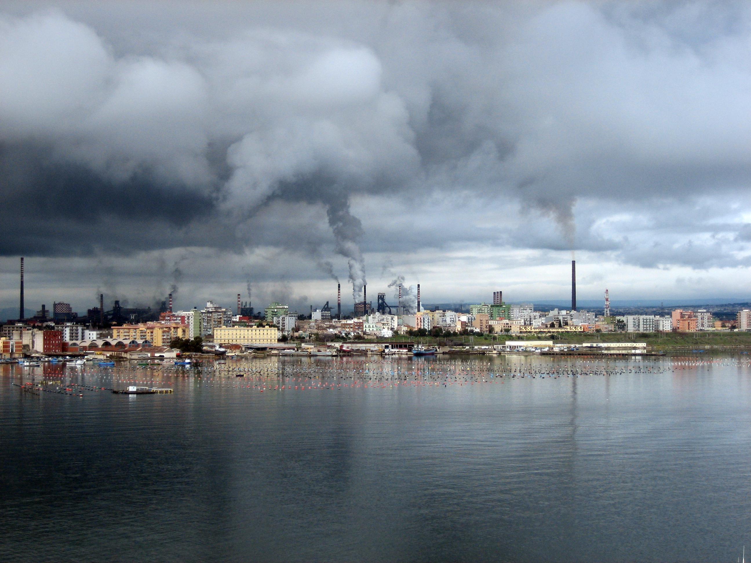 foto di fabbriche