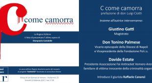 """Espresso napoletano - Presentazione di """"C come camorra"""""""