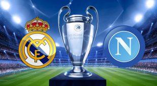 """Espresso napoletano - Real Madrid – Napoli: sale l'attesa in città per la sfida contro i """"Galacticos"""""""
