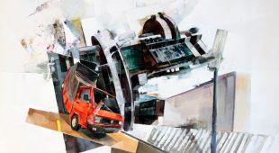 Le ricercate contraddizioni di Walter Molli alla Galleria PRAC