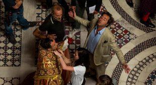 Espresso napoletano - In anteprima a Napoli The Young Pope / la mostra