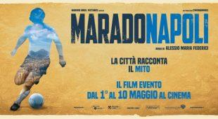 Espresso napoletano - Fino al 10 maggio Maradonapoli al cinema