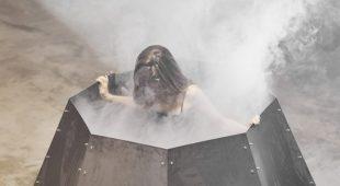 Espresso napoletano - Al Museo  MADRE J'ai brûlé dans tes yeux: performance, musica, teatro