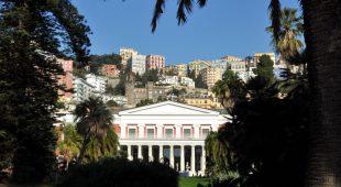 Espresso napoletano - Una nuova APP per ri-visitare Villa Pignatelli