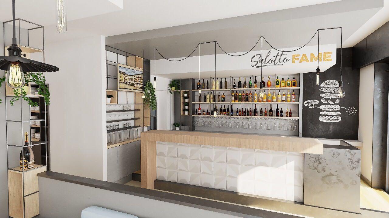 Espresso napoletano apre a san vitaliano salotto fame - Angolo bar per casa ...