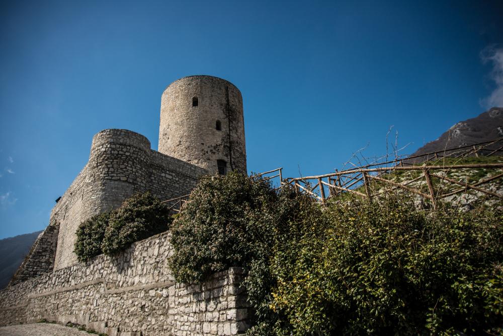 complesso castellare di summonte