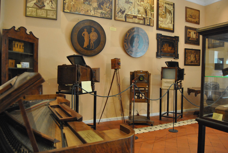 collezione del museo