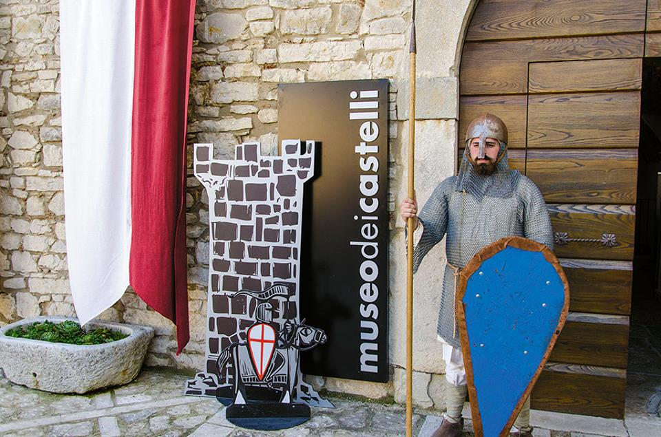 ingesso museo dei castelli