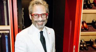 """Espresso napoletano - I gesti della sartoria maschile: un """"fashion talk"""" sulla moda per lui"""