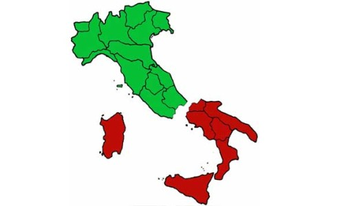 italia divisa