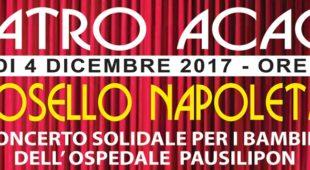 Espresso napoletano - Carosello napoletano: il concerto per i bambini del Pausilipon