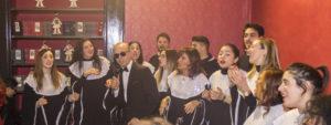 <p>Si è svolto ieri, nelle splendide sale di Palazzo Marigliano a San Biagio dei Librai, nel cuore pulsante di Napoli, il concerto di Natale organizzato dalla neonata Associazione Arti e Mestieri, venuta alla luce grazie alla fusione di intenti (e di menti) dell'imprenditore Rosario Bianco, patron della casa editrice Rogiosi, e del Sostituto Procuratore della [&hellip;]</p>