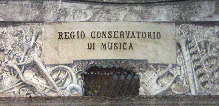 targa conservatorio