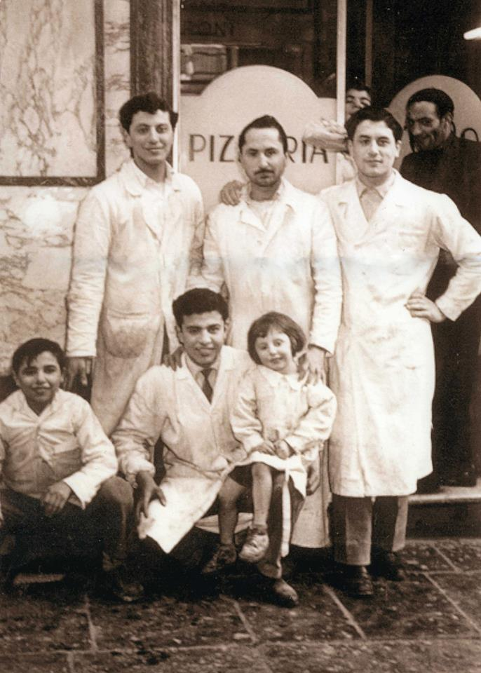 storia della pizzeria trianon