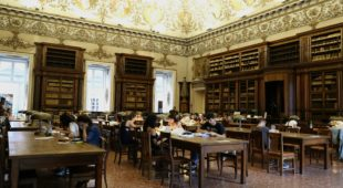 Espresso napoletano - La Biblioteca Nazionale di Napoli, un tesoro sotto casa