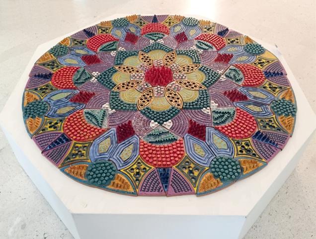 """Rebirth Mandala: noi non diventiamo vecchi, ma più nuovi ogni giorno"""" di Clara Garesio"""