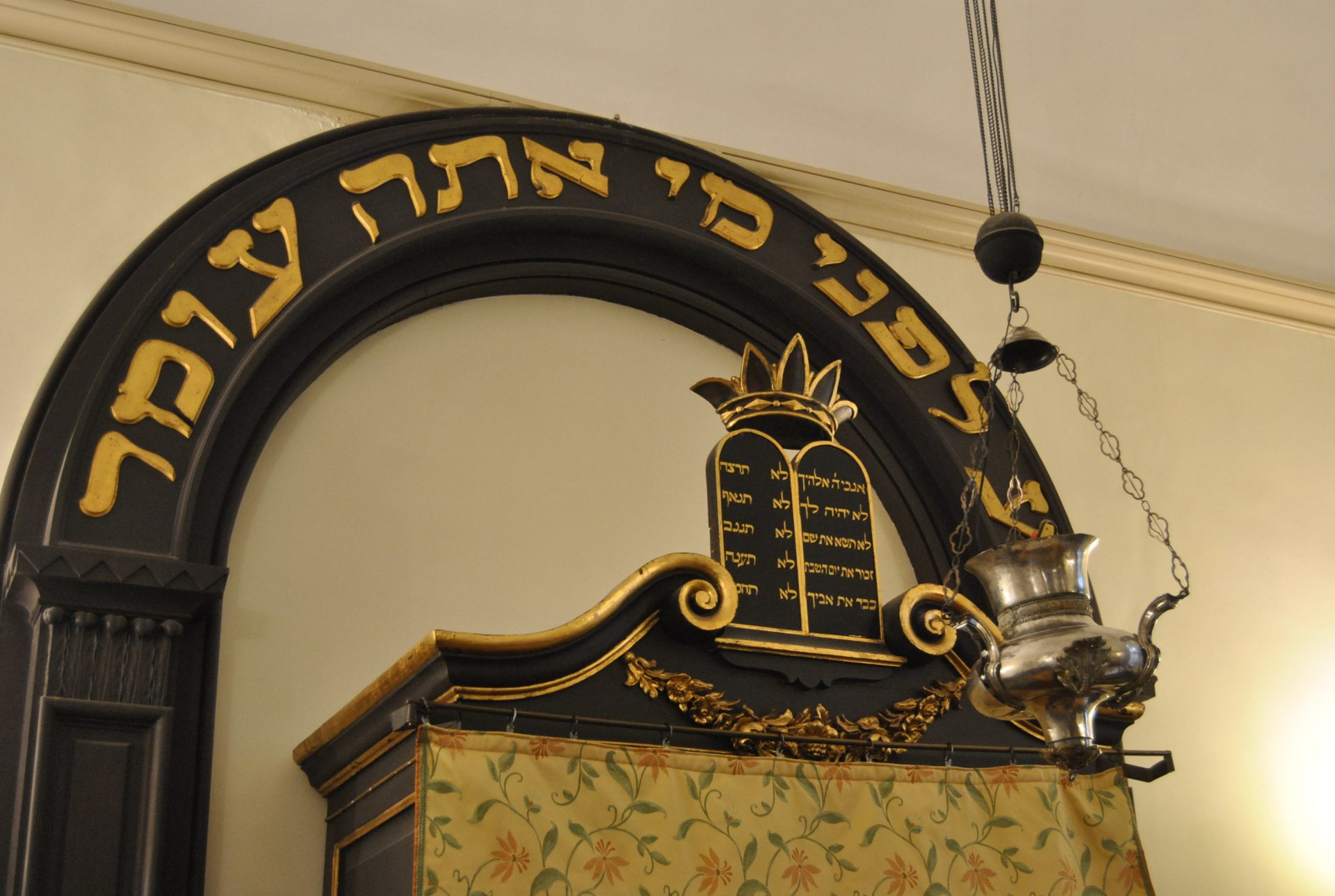 sinagoga a napoli