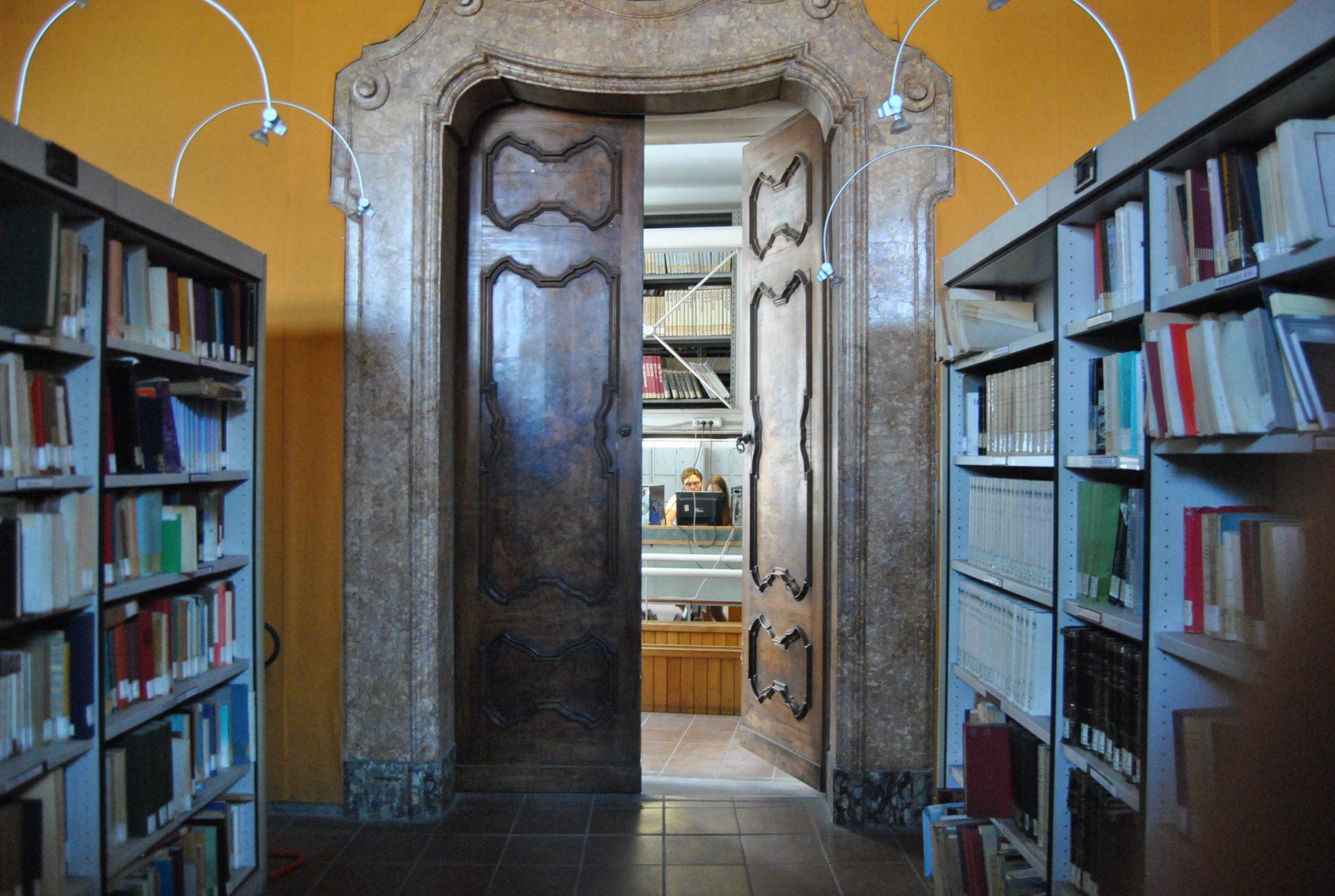 biblioteca orientale