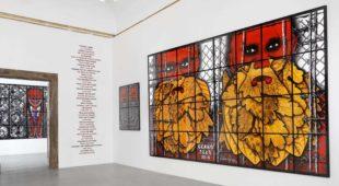 Espresso napoletano - Gilbert & George nella Galleria di Alfonso Artiaco