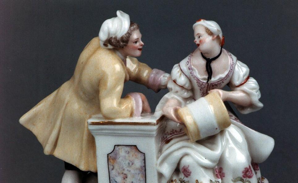 Opera in ceramica