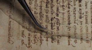 Espresso napoletano - Viaggio nel laboratorio di restauro della Biblioteca Nazionale