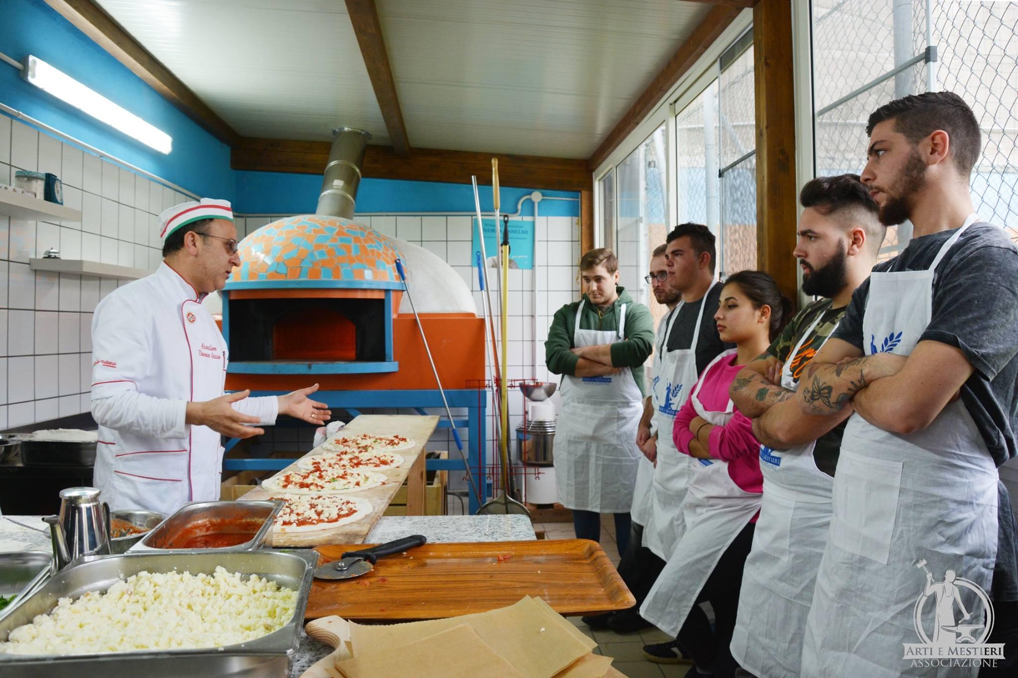 corso pizzaioli di vincenzo staiano